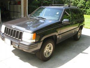 1993 1998 Jeep Grand Cherokee U2013 1st Generation ZJ